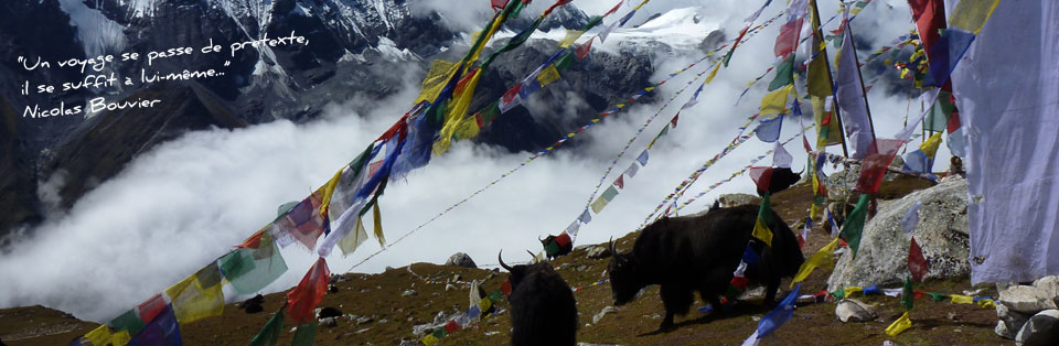 Népal et voyage solidaire